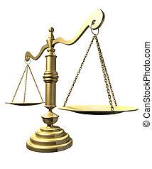 balances, justice, perspective