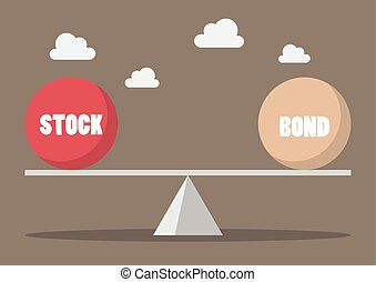 Balancing between stock and bond