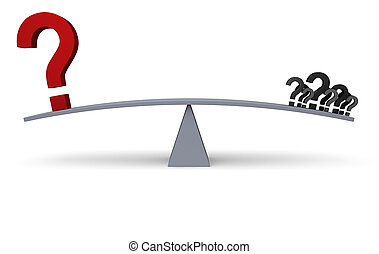 Balancing Big Problems and Small Ones Illustration - A large...