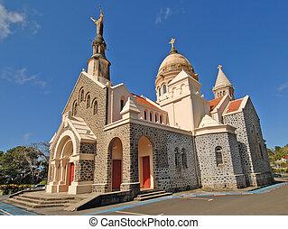 Balata Church, Northern Martinique, French West Indies