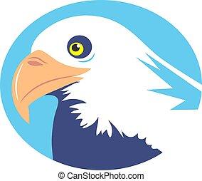 Bald Eagle - Bald eagle illustration