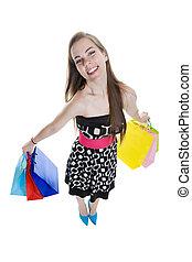 baldoria, shopping