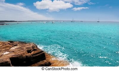 Balearic formentera island ibiza