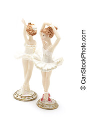 balerina, figury