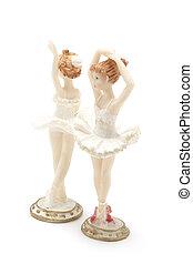 balerina, számolás