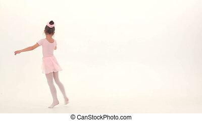 balet, dziewczyna