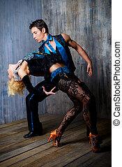 balet, pokaz