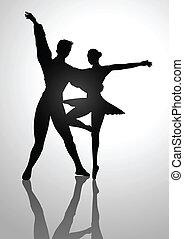 balet taniec