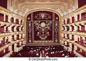 balet, teatr, opera, krajowy, akademicki, odessa
