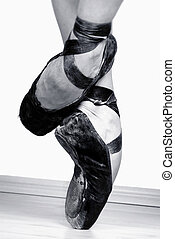 balett cipő