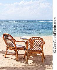 Bali. Jimbaran beach - Balinese Jimbaran beach famous for...