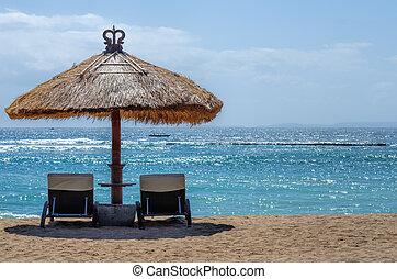 bali, stranden