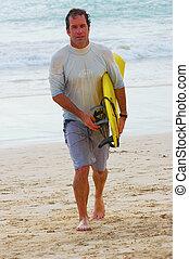 bali, surfer