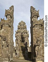 Bali temple 2 - Bali temple; Pura Maduwe Karang