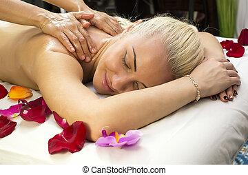 balinais, masage