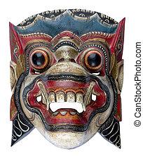 balinese, maschera