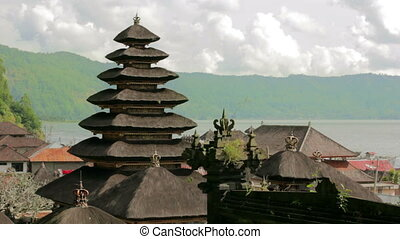 balinese temple, bali, indonesia