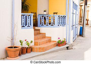 t pfe balkon en de t pfe barcelona uno barrio balkon bild suche foto clipart csp11803272. Black Bedroom Furniture Sets. Home Design Ideas