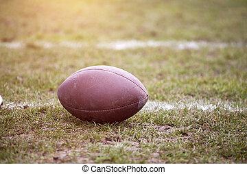 Ball - american football