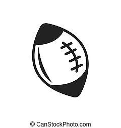 Ball American Football icon
