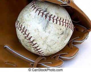 ball and glove #2