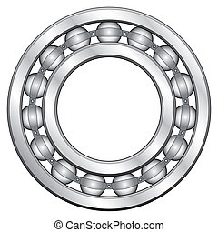 Ball bearing for various designs
