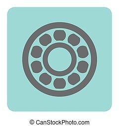 ball bearing icon