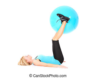 Ball exercise