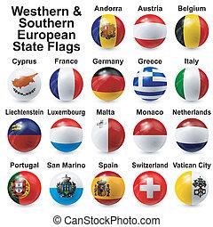 Ball Flags