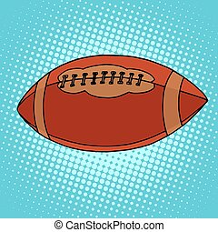 Ball for Rugby or American football