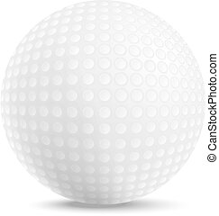 Ball for the game of golf
