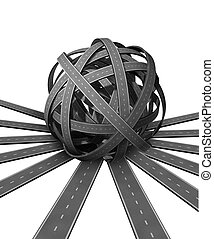 Ball of Confusion - Ball of confusion and difficult problems...