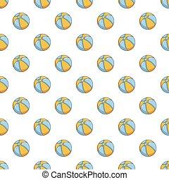 Ball pattern seamless