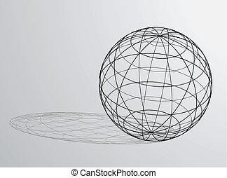 Ball shadow