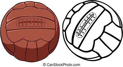 ball - soccer or football