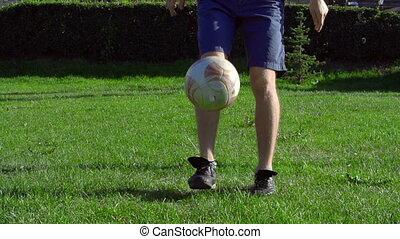 Ball Stunts