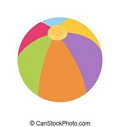 Ball vector illustration