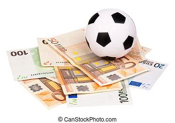 balle, euro