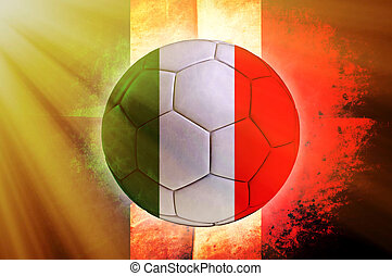 balle, italien