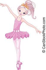 ballerina, ballo