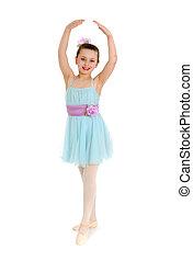 Ballerina Dancer Child