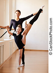 Ballerina Family