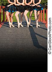 Ballerina Legs Practice Routine