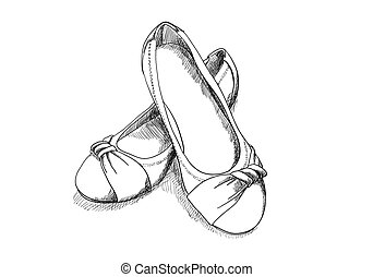 ballerina shoes