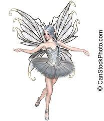 Ballerina Winter Fairy - 1