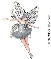 Ballerina Winter Fairy - 2