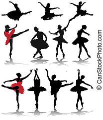 ballerine, 2