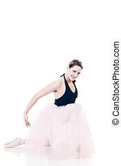 ballerine, joli