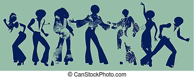 ballerini, anima, anima, disco., time., festa, o, funk