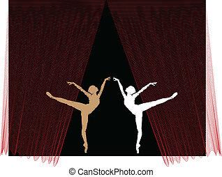 ballerini, balletto